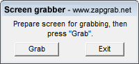 Download Zapgrab for Vista